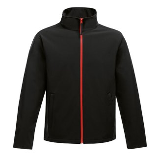 Ablaze Printable Soft Shell Jacket