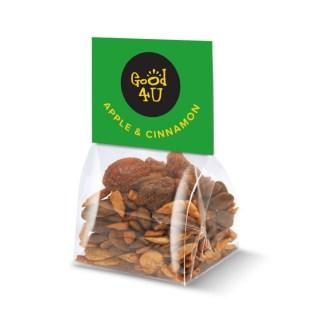 Eco Range – Block Bag - Apple & Cinnamon Snacks - Mini