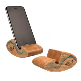 Real Wood Phone Stand, Gently Rocking