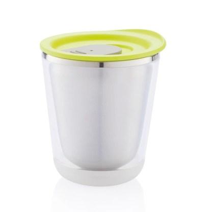 Dia insulated steel lined mug