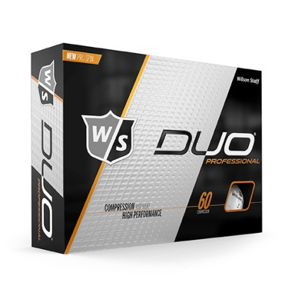 Wilson Duo Urethane golf balls