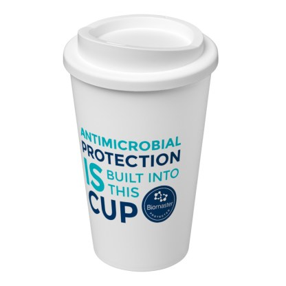Americano® antimicrobial insulated tumbler