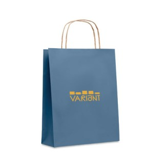 Paper gift bag - small