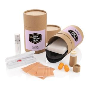 The little brown tube festival kit