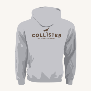 COLLISTER ZIP HOODY