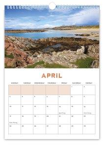 Isle of Coll Calendar 2017