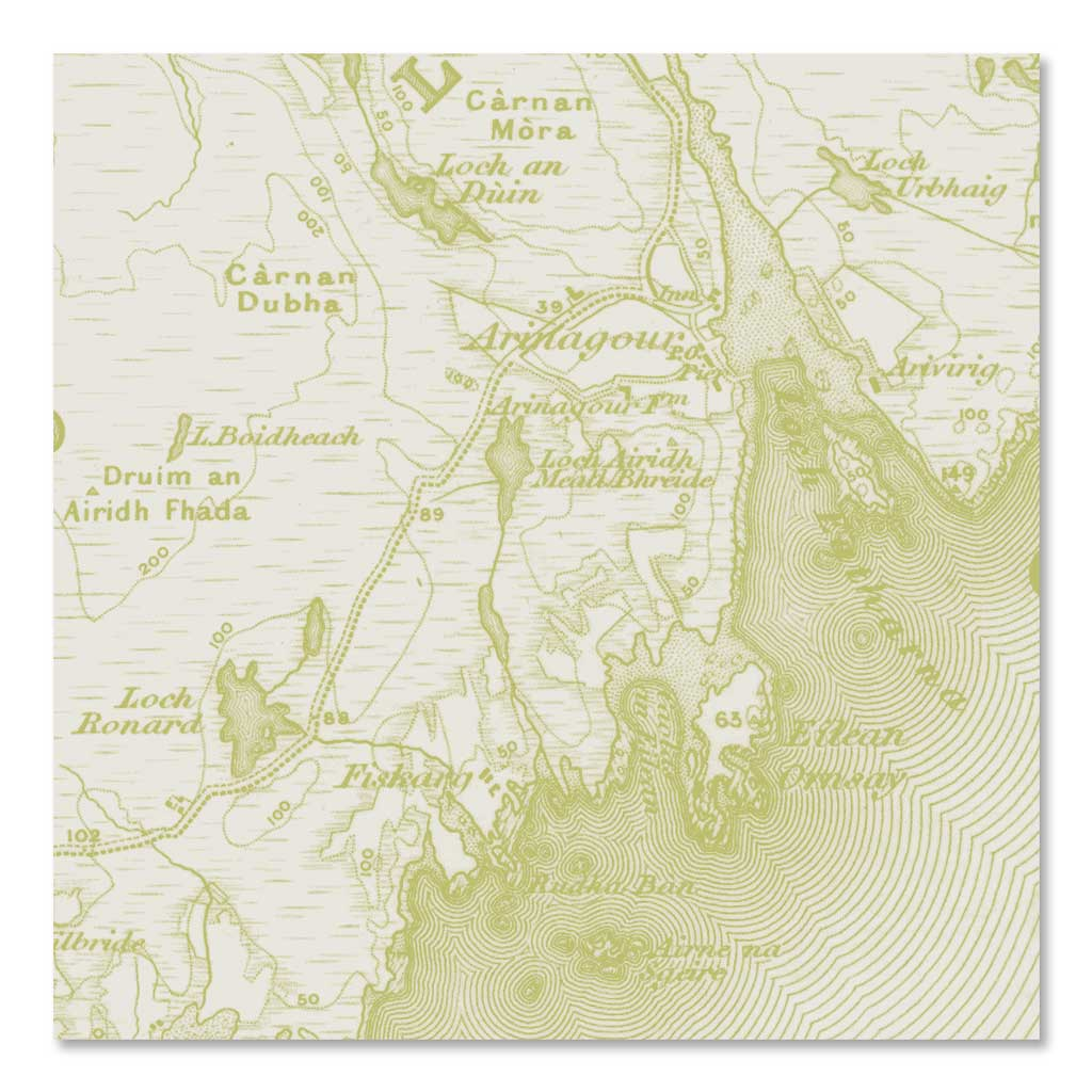Coll map Cards - The Village
