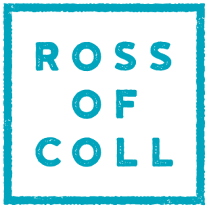 Ross of Coll Logo