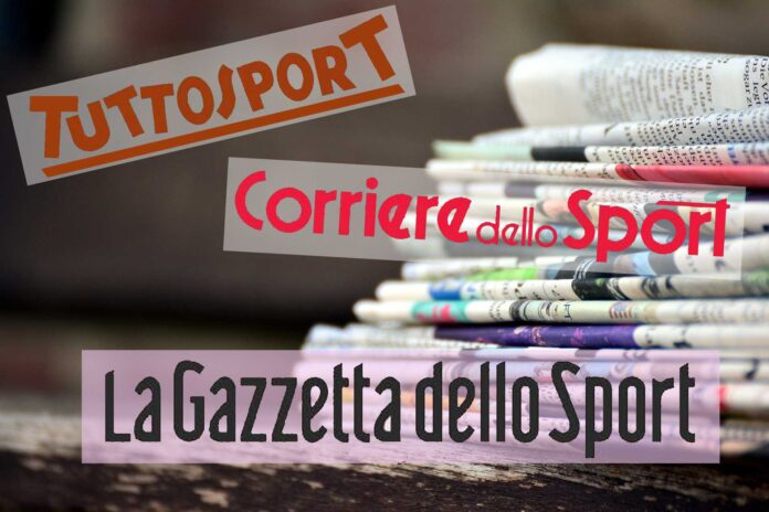 rassegna-stampa-quotidiani-sportivi-oggi-gazzetta-corriere-sport-tuttosport