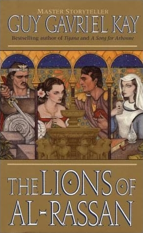 "Les Lions D'al-rassan : lions, d'al-rassan, Lions, Al-Rassan:, Passing, ""Golden, Age"", Islamic, Spain, Busybody"