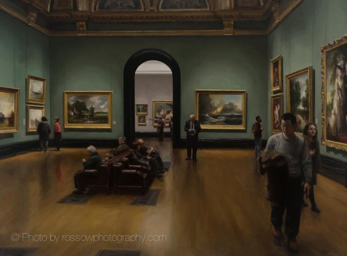 Artwork Photography of National Gallery of London