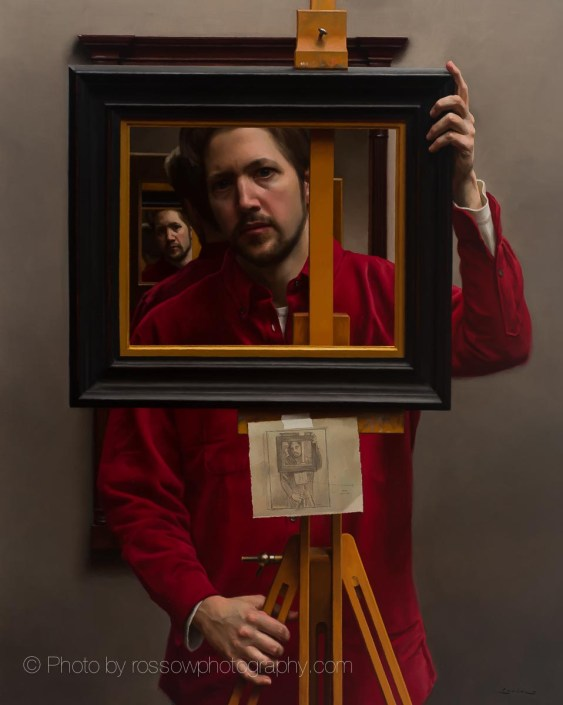 Steven Levin Self Portrait