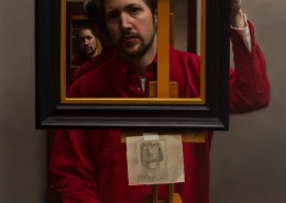 Steven Levin Self Portrait
