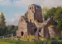 st-olaf-church-sigtuna-8x12-Joe-Paquet
