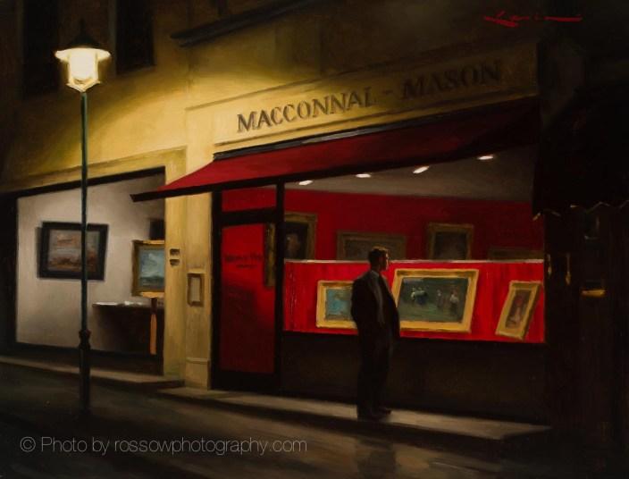 Artwork Photography of Night Gallery