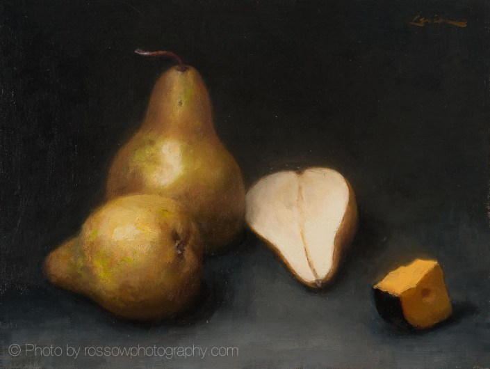 Artwork Photography of Pears