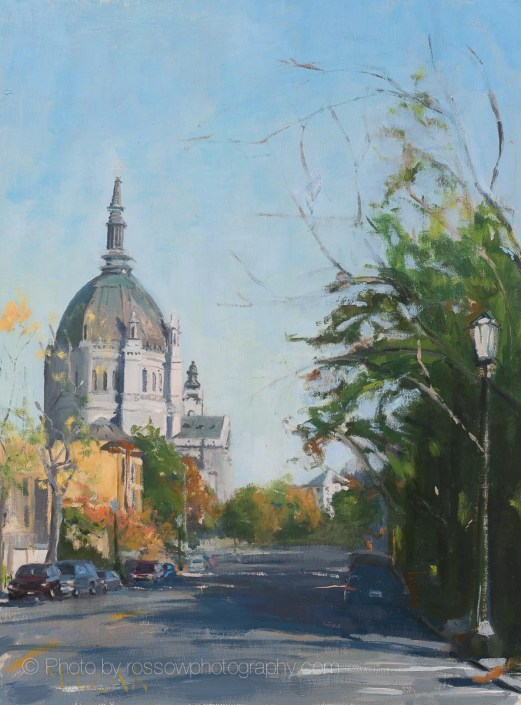 Artwork Photography of Saint Paul Cathedral