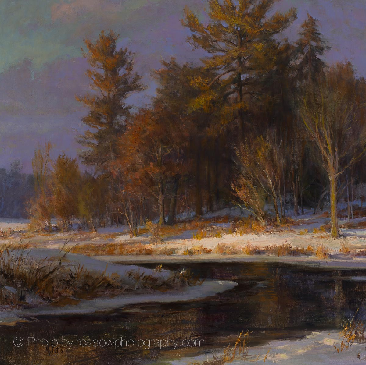 Winter Crescendo-Mary Pettis