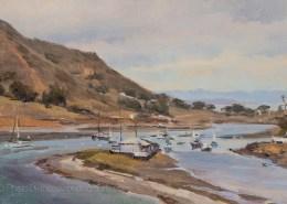 Ballast Point, Low Tide