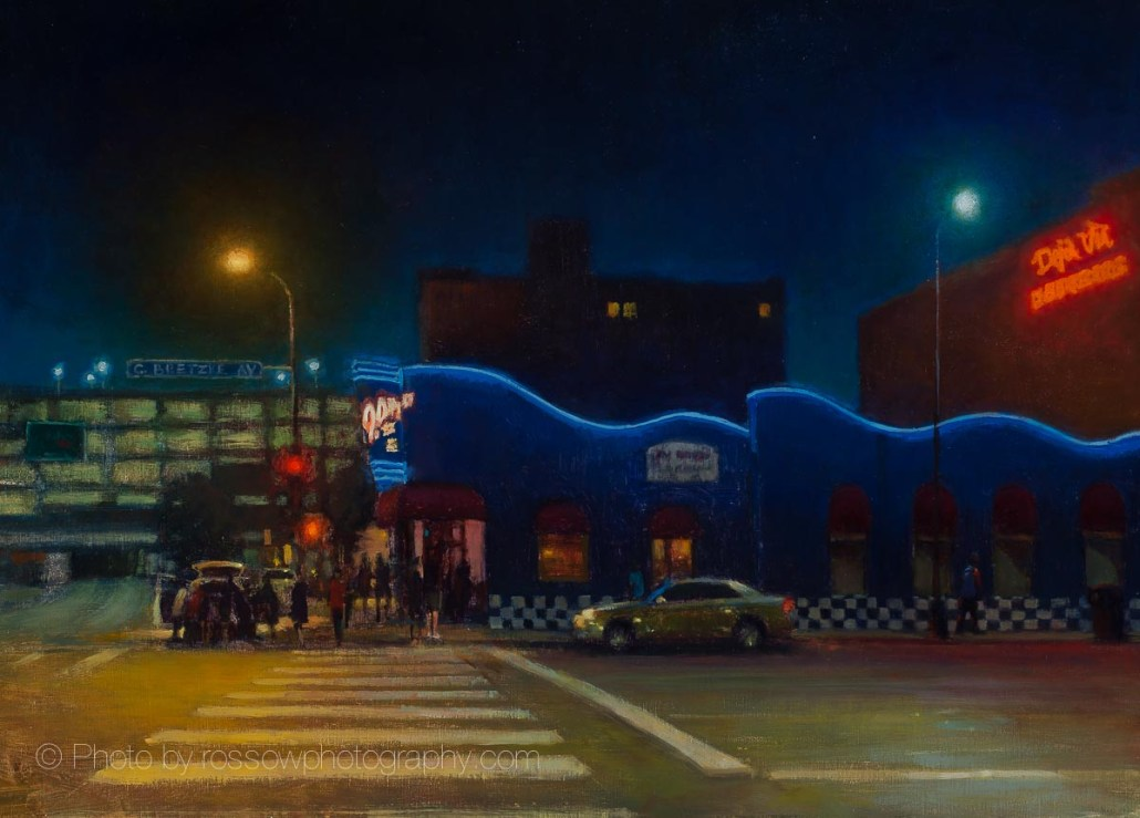 Metro Supperclub 20x28