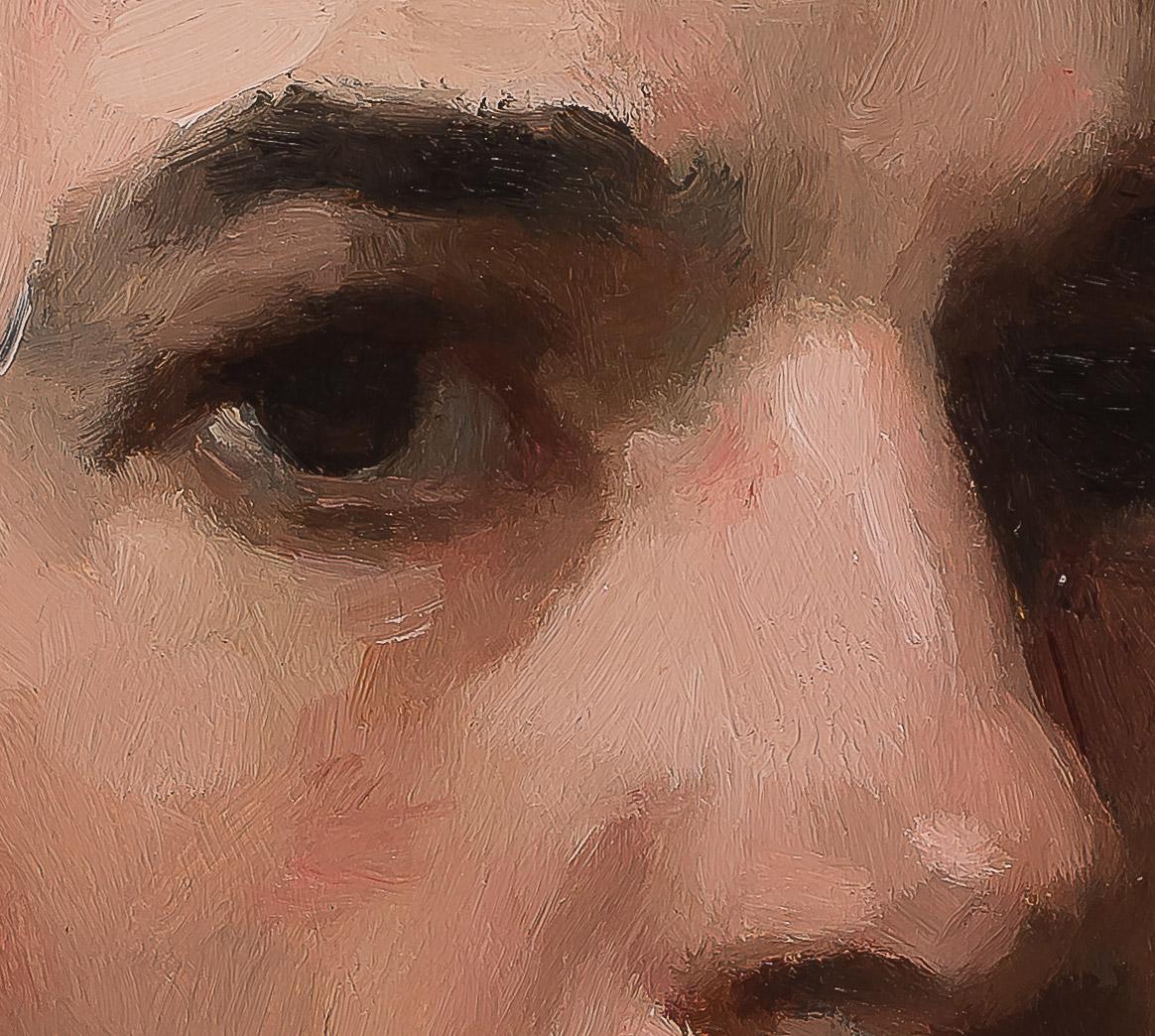 Man-in-Half-Light Detail