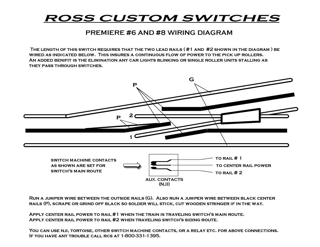 hight resolution of technical rh rossswitches com at manual 4 way manual for four way light switch