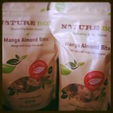 Mango Almond Bites.