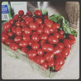 Lots of tomatoes.