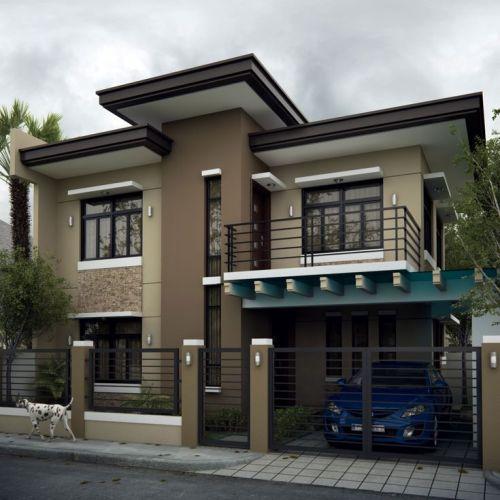 pagar besi rumah minimalis