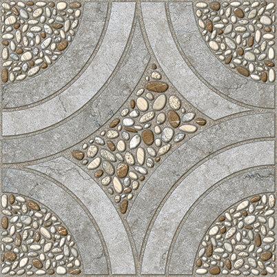 keramik garuda motif batu