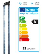 Juwel HeliaLux LED 1200 54W, 1129mm