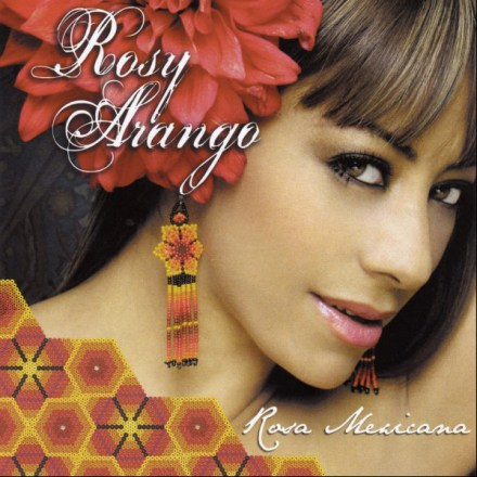 Portada disco Rosa mexicana