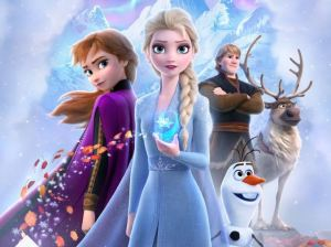 【アナと雪の女王2】青いとかげの名前や正体は?モチーフはレオパ?キャラクターグッズについても