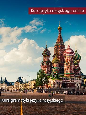 Kurs gramatyki języka rosyjskiego online