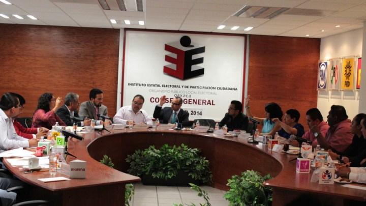 """El """"Debola"""" en el OPLE-IEEPCO, por deuda de 20 millones de pesos."""