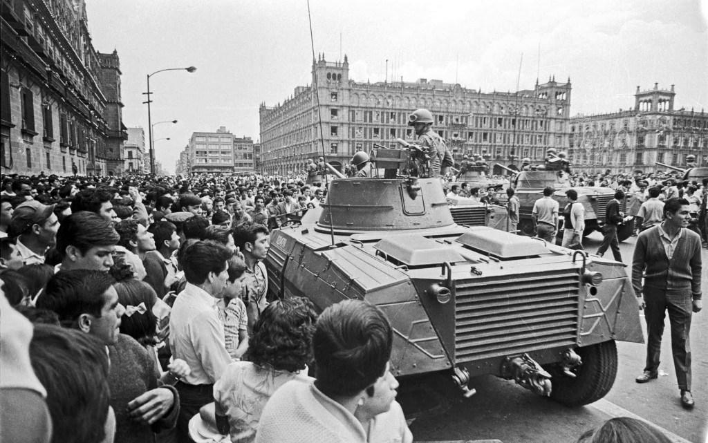 Cada vez menos mexicanos recuerdan lo ocurrido el 2 de octubre de 1968:
