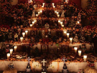 Anuncian tareas de limpieza y seguridad previo a los Días de Muertos, en la capital oaxaqueña