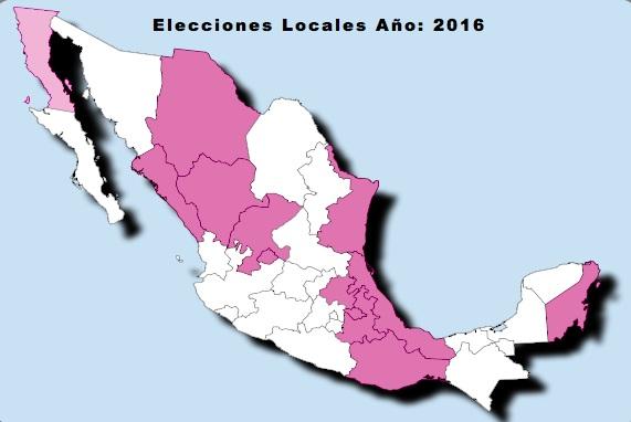 DEL ZÓCALO A LOS PINOS: PRI…esta semana Tamaulipas, Puebla y Oaxaca