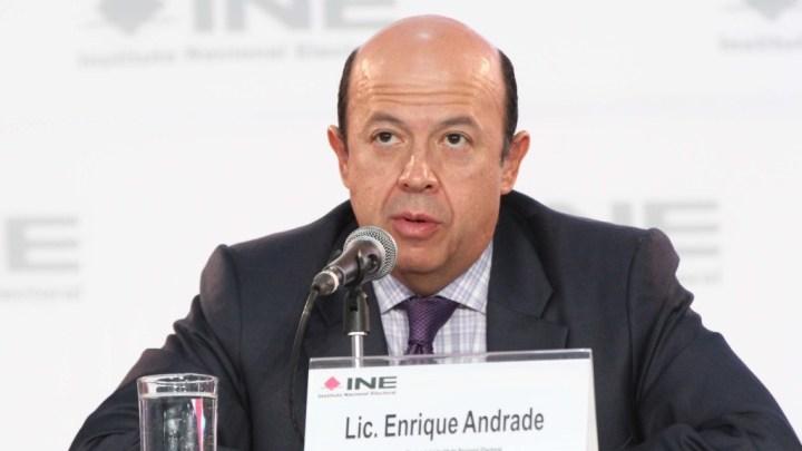 Cuidar la democracia para vivir en paz y libertad: Enrique Andrade