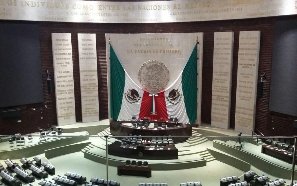 Destacan coordinadores de Morena, PRI, PES, PT, MC, PRD y PVEM el acuerdo político logrado para aprobar la reforma educativa
