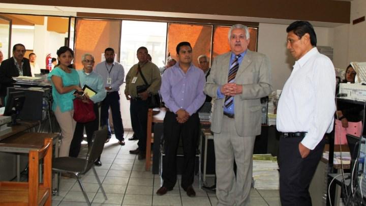 La fortaleza del TSJE es la unidad y cohesión de sus trabajadores: Raúl Bolaños