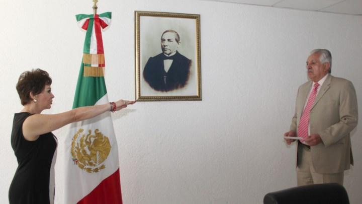 Asume magistrada María Eugenia Villanueva presidencia del TCAC