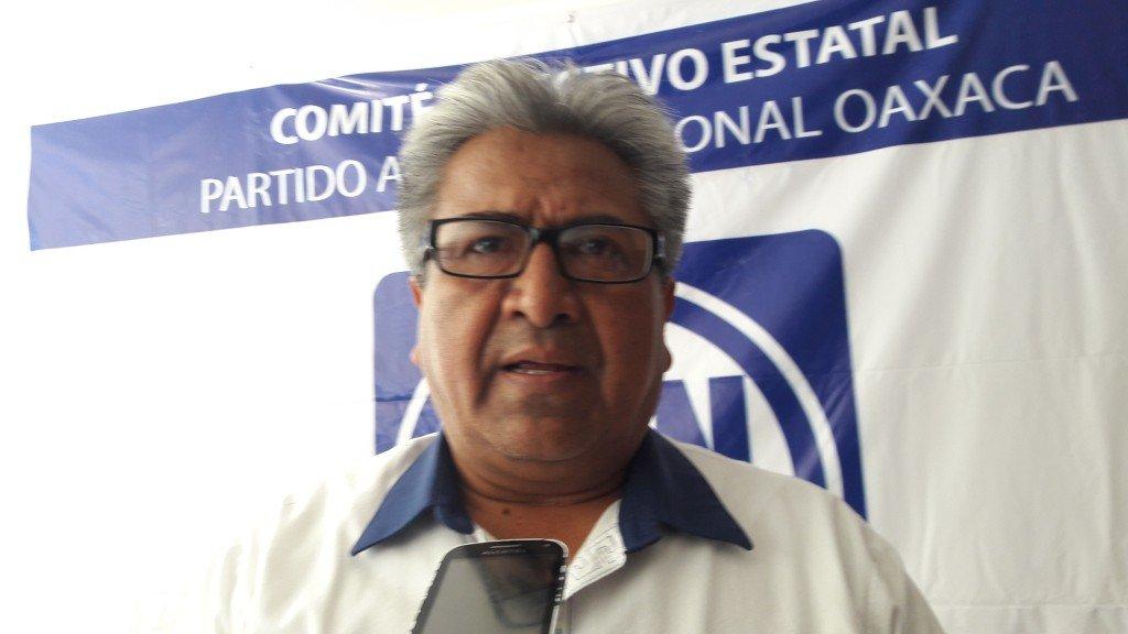 No es buena la reelección en el PAN-Oaxaca: Luis de Guadalupe