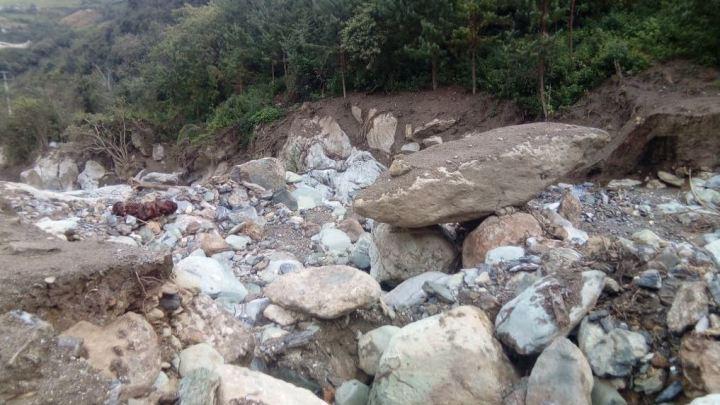 CEPCO revisa fallas geológicas en diversos municipios