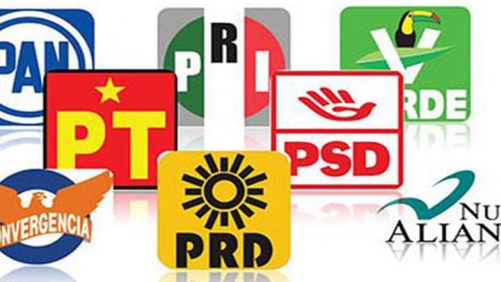 IEEPCO calcula 167 millones 476 mil 768 pesos para partidos en Oaxaca para el 2020