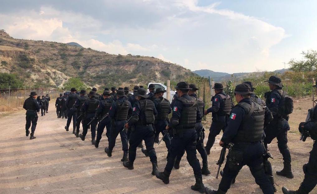 Mantiene seguridad y vigilancia permanente SSPO en Cuenca del Papaloapan
