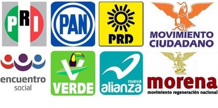 Esta es la bolsa de dinero para los partidos políticos en Oaxaca para 2020
