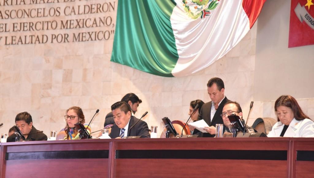 Listo el Presupuesto 2019 para el estado de Oaxaca