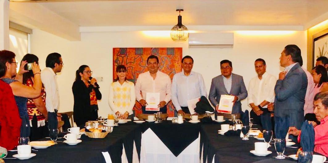 Colabora PT en la construcción de un gobierno popular en Oaxaca de Juárez