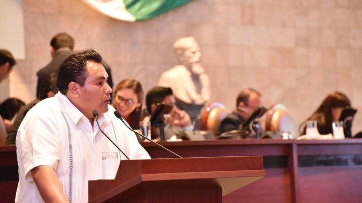 Comunican designación del diputado Horacio Sosa Villavicencio como nuevo coordinador de la bancada de Morena